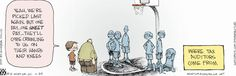 Where tax auditors come from. Non Sequitur by Wiley Miller