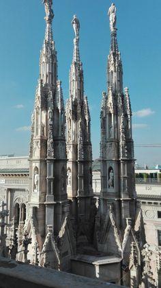 #Milano #Duomo #Italia
