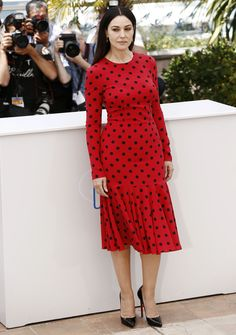 Cele|bitchy | Cannes Fashion: Salma Hayek, Jessica Chastain, Freida Pinto & more