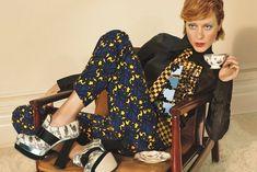 Chloe Sevigny Stars in Miu Mius Fall 2012 Campaign by Mert & Marcus