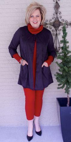 WARM AND FASHIONABLE - 50 IS NOT OLD | #Sponsored | #fashion #Jacket @thepurplepoppy