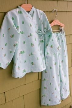 PJ's for the little ones (make Christmas PJ's each year, put under the tree for them to open on Christmas Eve?).
