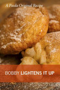 Paula Deen Bobby's Lighter Apple Pies