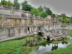 Parque do Pasatempos - Betanzos Spanish Garden, Where To Go, Spain, Mansions, House Styles, Travel, Home Tips, Honeymoons, Elopements