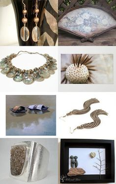 Beigy Morning! by Dr. Erika Muller on Etsy--Pinned with TreasuryPin.com