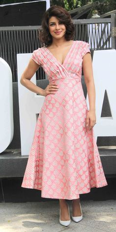 Priyanka Chopra at a special brunch to promote 'Dil Dhadakne Do'.