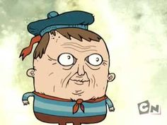 Flapjack-Creepy old man Scary Faces, Funny Faces, The Adventures Of Flapjack, Cartoon Icons, Cartoon Characters, Cartoon Network Classics, Old Man Cartoon, Misadventures Of Flapjack, Creepy Old Man