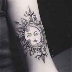 mandala sun tattoo - Google Search