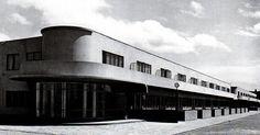 Jacobus Johannes Pieter Oud. Housing Complex in Hoek of Holland,   The Netherlands, 1924-1927