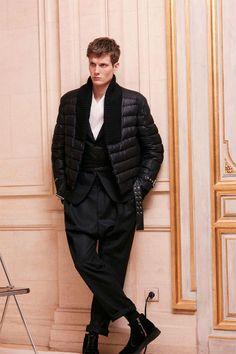 Balmain Fall-Winter 2013-2014 Menswear Lookbook ~ Men Chic- Men's Fashion and Lifestyle Online Magazine