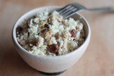 Une recette inratable de Salade de céleri aux raisins et aux noix au Thermomix sur Yummix • Le blog dédié au Thermomix !