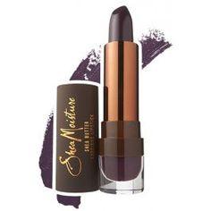 Black Plum Luscious Lipstick   Shea Butter   SheaMoisture   Long Wear A Better Way to Beautiful Since 1912.