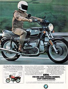 BMW R100, USA, 1981