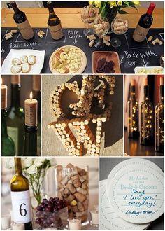 Wine tasting - Bridal shower! So my speed!!! Get ready!!!