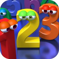 appoLearning's best Number Sense math apps for Early Childhood (preschool). Apps selected by educational technology expert and longtime teacher Frances Judd. #math #numbers #preschool #education #ipad #apps #technology #kids #appolearning