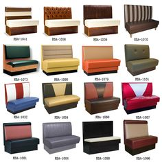 dining booth upholstery - Google Search