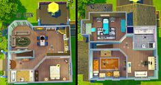 It's good seventhecho Sims 3 Houses Plans, Sims 4 Houses Layout, House Layouts, House Plans, Sims 4 Ps4, Sims 4 House Building, Japanese Apartment, The Sims 4 Packs, Sims 4 Bedroom