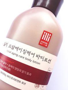 Korean Beauty Dream: [Illi] Total Aging Care Body Lotion