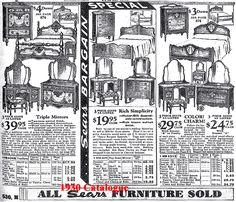Uhuru Furniture & Collectibles: 1940s Rock Maple Bedroom Set SOLD