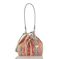 Maxine Drawstring Bag - Multi-Coronado