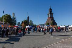 Medieval Market, Street View, Marketing