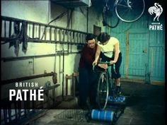 "Housewife Cyclist (1956) - ""She has to win races to get back in time to do the housework""."