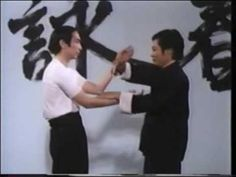 Wing Chun Basic Techniques part 4 Shaolin Kung Fu and Ip Man Chinese Fighting Art - YouTube