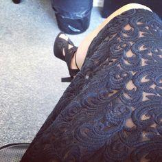 #outfit #heels #dress #crochet