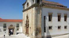 Entrada do Museu Machado de Castro