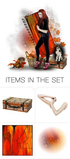 """""""~ Cold Autumn ~"""" by lynne2 ❤ liked on Polyvore featuring art, contest, doll and lynne2"""