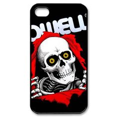 Powell Ripper old school Skate Peralta Bones iPhone by PimpMyCases, $15.50