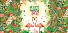MVN summer collection Tropical, Summer Collection, Spring Summer