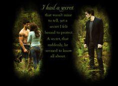 I had a secret that wasn't mine to tell...