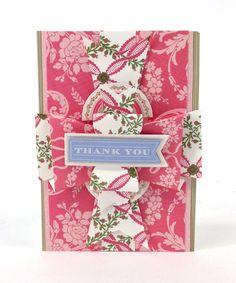 Anna Griffin® Fancy Floral Paper Collection