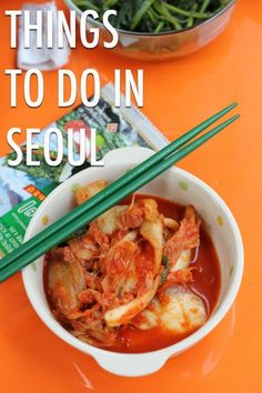 Things to do in Seoul, South Korea