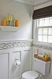 Image result for bathroom wainscot kits