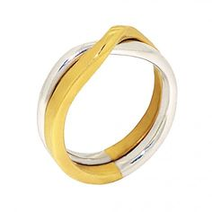 LoveKnot wedding ring by Arosha Luigi Taglia