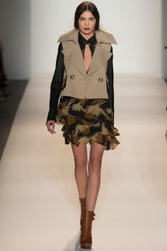 Rachel Zoe #NYFW fall 2013  jacket