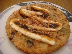 i bake for you :): Seafood okonomiyaki
