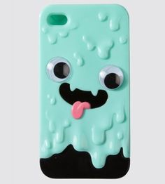 Dripping Monster Phone Case