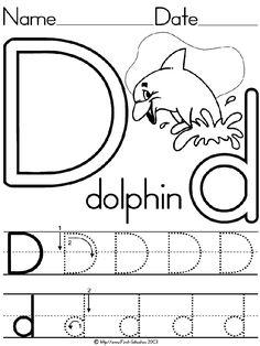 templates Preschool Welcome Letter, Letter O Activities, Letter Worksheets For Preschool, Alphabet Tracing Worksheets, Preschool Writing, Preschool Letters, Kindergarten Worksheets, Letters Kindergarten, Letter I Crafts