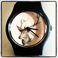 Paul got me a new me :) via Dunn Davies Brown Beard, Watch, Random, Gifts, Accessories, Instagram, Clock, Presents, Bracelet Watch