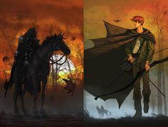 Eye of the World Comic Cover 1 by Gorgaidon.deviantart.com on @deviantART