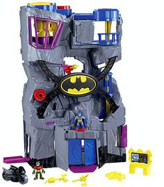 "Fisher-Price Imaginext Batcave Playset - Fisher-Price - Toys ""R"" Us"