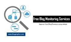 The availability (or the uptime) of a website is crucial when it comes to the reputation of a site, and its success linger. In this post, I am presenting the best 10 free uptime monitoring tools to check your blog performance at free of cost. It is evident that neither the owners of sites webmasters or web or the web hosting will be measures to monitor the 24hours site to ensure they remain viable and accessible to visitors. #SEO #BlogMonitoring Best Free Blog, Seo Specialist, Display Panel, Free Email, Rss Feed, Cloud Computing, Web Application, Free Website, Business Planning