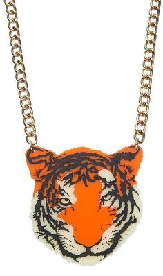 Tatty Devine Tiger Necklace