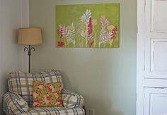 Home-Dzine - Vinyal on Canvas