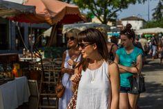 We've recently visited L'Isle sur la Sorgue Market - check out how we got on... #Layer #inspiration #travel #behindthescenes