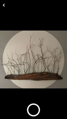 Ideas Drift Wood Art For 2019 art diy art easy art ideas art painted art projects Nature Crafts, Home Crafts, Diy Home Decor, Arts And Crafts, Twig Crafts, Art Crafts, Driftwood Projects, Driftwood Art, Driftwood Mobile