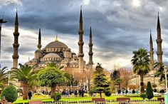 Best Places to Visit in Turkey Hagia Sophia and Blue Mosque Istanbul